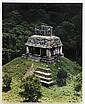 Salas Portugal, Armando. Palenque / Iglesía / Camino Entre Gigantes. Fotografías en color, 20 x 25 cm. Piezas: 3.