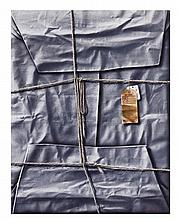 MANUEL D' RUGAMA, Tendencia: Hiperrealismo, 1987. Firmado, Óleo y acrílico sobre tela con aplicaciones. 91 x 71 cm