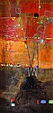 CARLOS PELLICER, Sin título, Firmado, Mixta sobre cartón, 70 x 33 cm, ? (1902) Carlos, Click for value