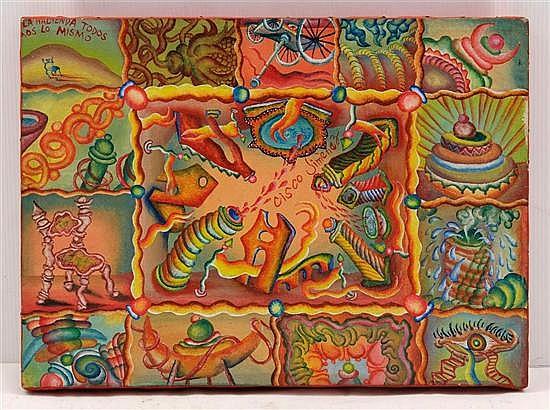 Cisco Jimenez Artwork for Sale at Online Auction | Cisco Jimenez ...