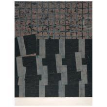 """FRANCISCO CASTRO LEÑERO, El movimiento de la noche, from the """"Autorretratos"""" portfolio, Signed and dated 86, Lithograph 2 /..."""