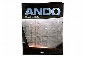 """""""Tadao Ando"""". Philip Jodidio. """"Ando Complete Works"""". Ed. Taschen. Barcelona. Texto en español."""