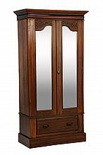A CONTINENTAL ARMOIRE