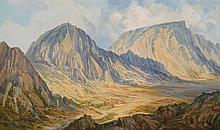 JAIME GÓMEZ DEL PAYÁN, (Mexican, 1940-2003), Paraje de las Lajas, La Huasteca, N.L. México, 1981, Oil on canvas