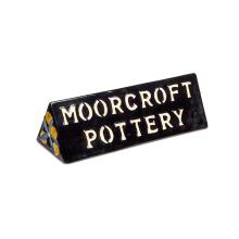 Moocroft Pottery Advertising Plaque, 'Emblems of a Nation', 2014