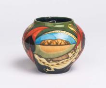 Moorcroft, an Ularu vase, 2006