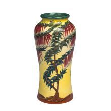 Doulton Lambeth, an Australian Flower series vase, circa 1920