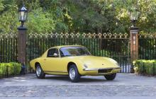 1967 LOTUS ELAN PLUS TWO,  Current ownership for 48 years
