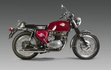 1967 BSA SPITFIRE MK. III SPECIAL