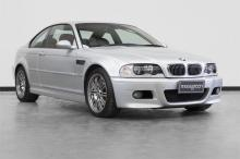 2003 BMW M3 COUPE E46