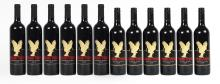 A mixed lot of 12 bottles of Jindarra Springs wines containing (6) 2005 Reserve Shiraz and (6) 2008 Reserve Shiraz