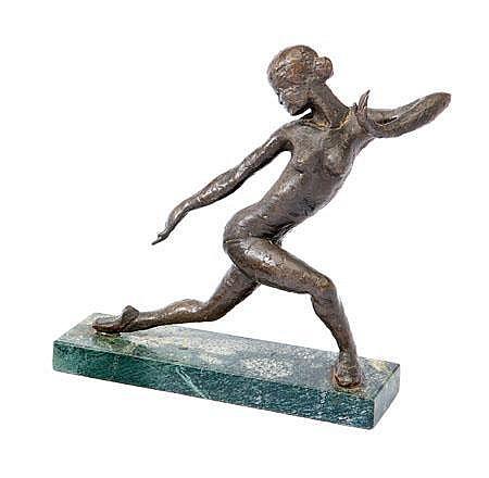BOYD, Guy Martin A'Beckett Dancer Bronze 1973 x 24