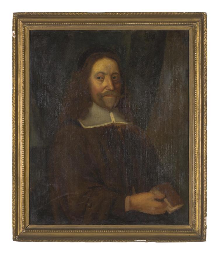 ENGLISH SCHOOL(Portrait of a Gentleman) c. 1830oil on canvas72 x 59.5 cm