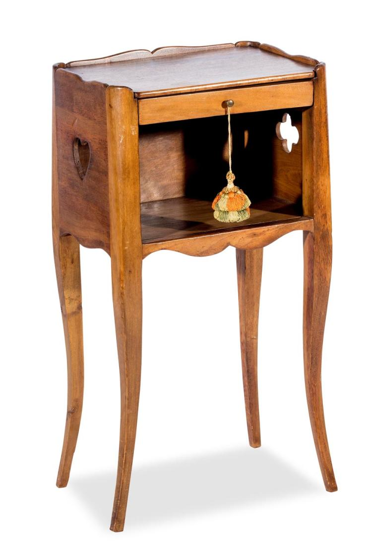 A French Fruitwood side cabinet, early 19th century