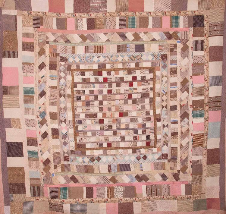 Two English quilts