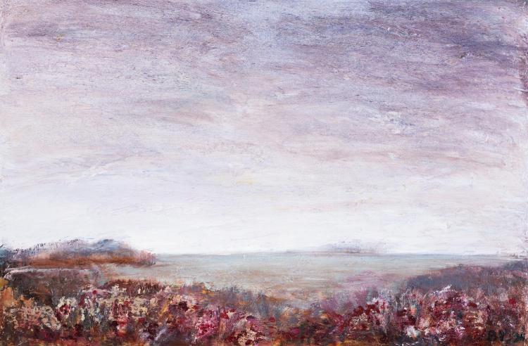 BRIDGET KENNEDY (ACTIVE 21ST CENTURY)   Untitled Landscape, 1996