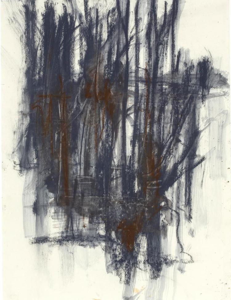 DAVID NASEBY (BORN 1937)  (Untitled), 2004