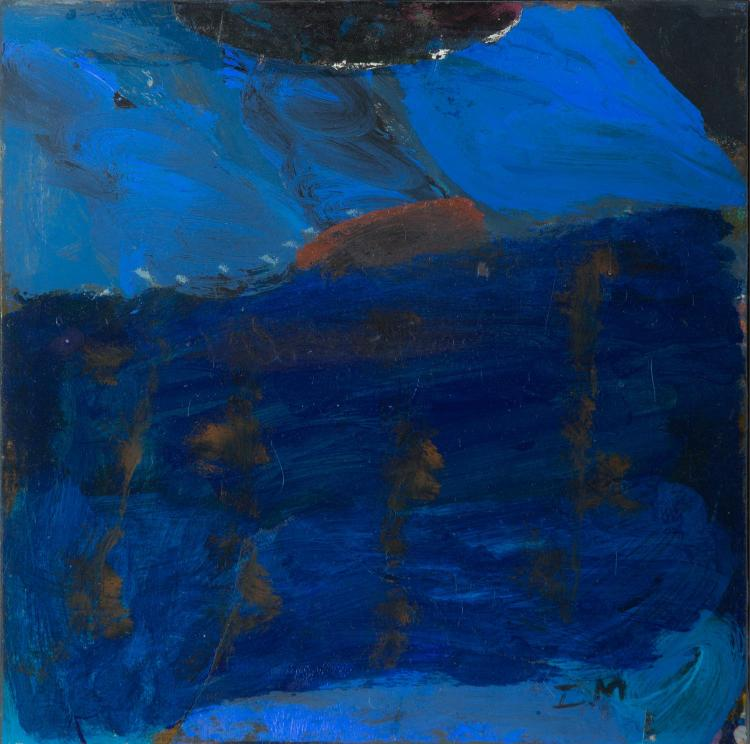 IDRIS MURPHY (BORN 1942)  Evening Water, Reflection, 2007