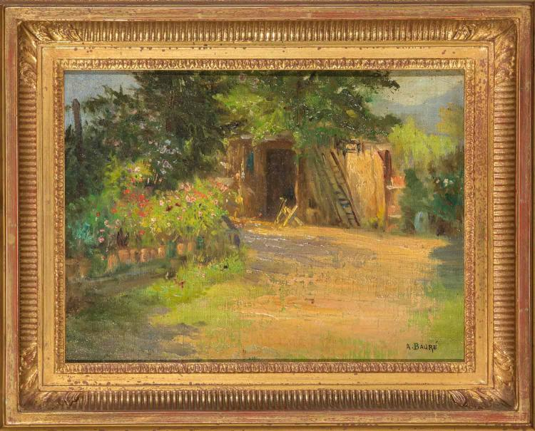 ALBERT BAURE   (French Cottage)