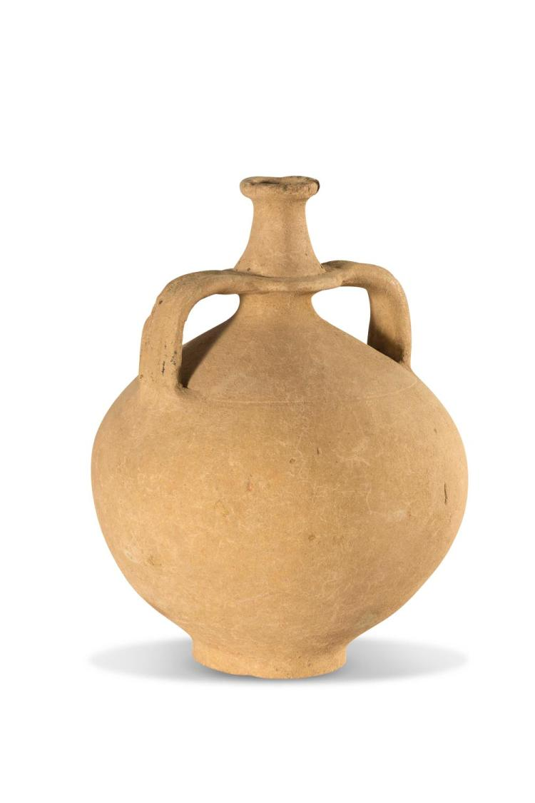 A Roman amphora