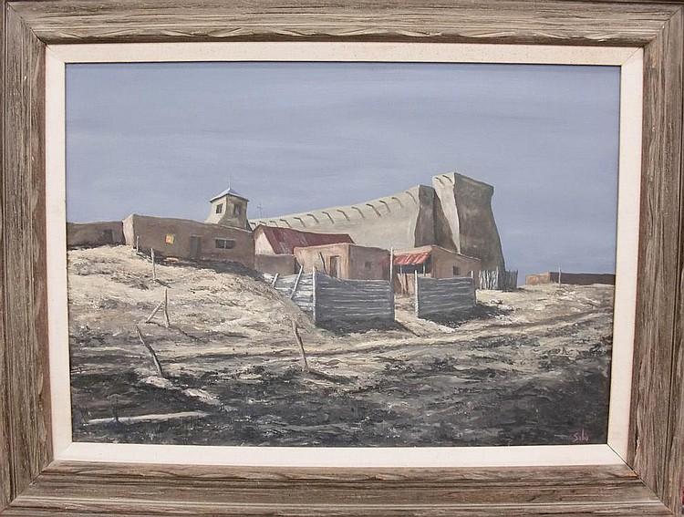Betty Jean Sabo (1928-? New Mexico) ''Isleta