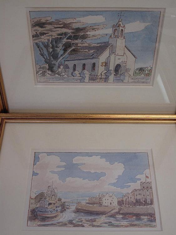 Frederick Charles Leach 1.) St Marks Church 2.)