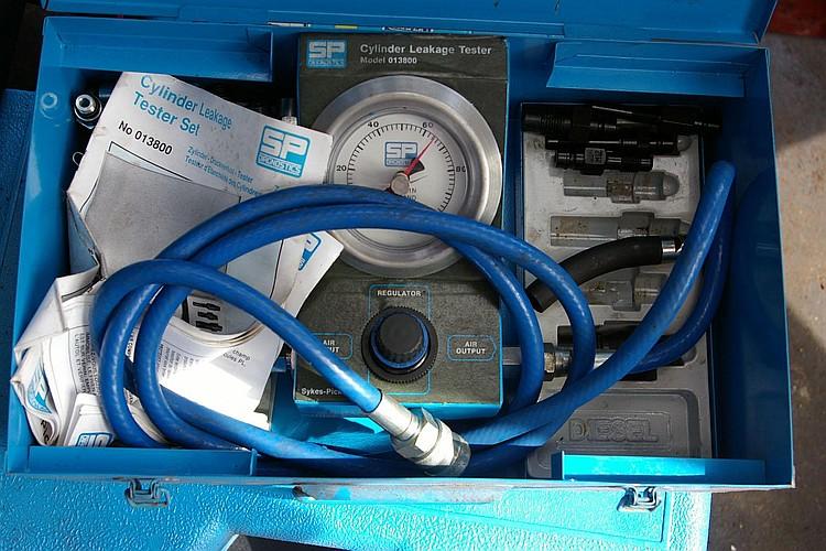 Sykes Pickavant Cylinder Leakage Tester 014800