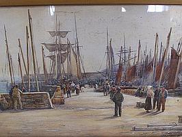 William Carlaw Douglas Pier and Harbour