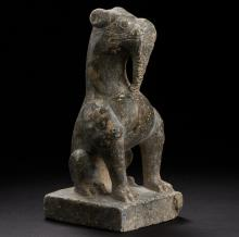 Chinese  carved Rui Mystical Beast from Tang Dynasty