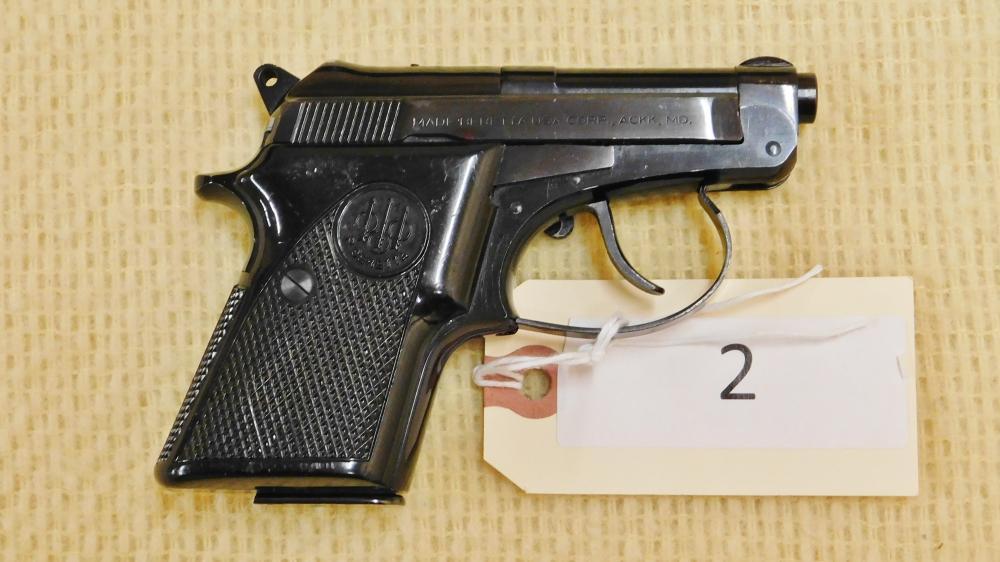 Beretta Model 20
