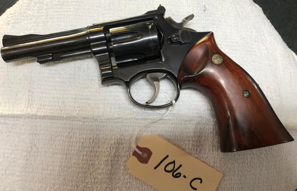 Smith & Wesson  Model 18-3 Combat Masterpiece