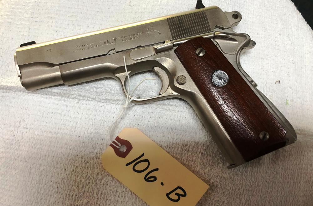 Colt Combat Commander Pre 70 Series 1911