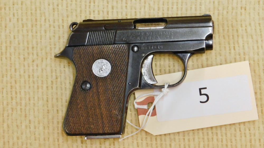 Colt Pocket Model 25