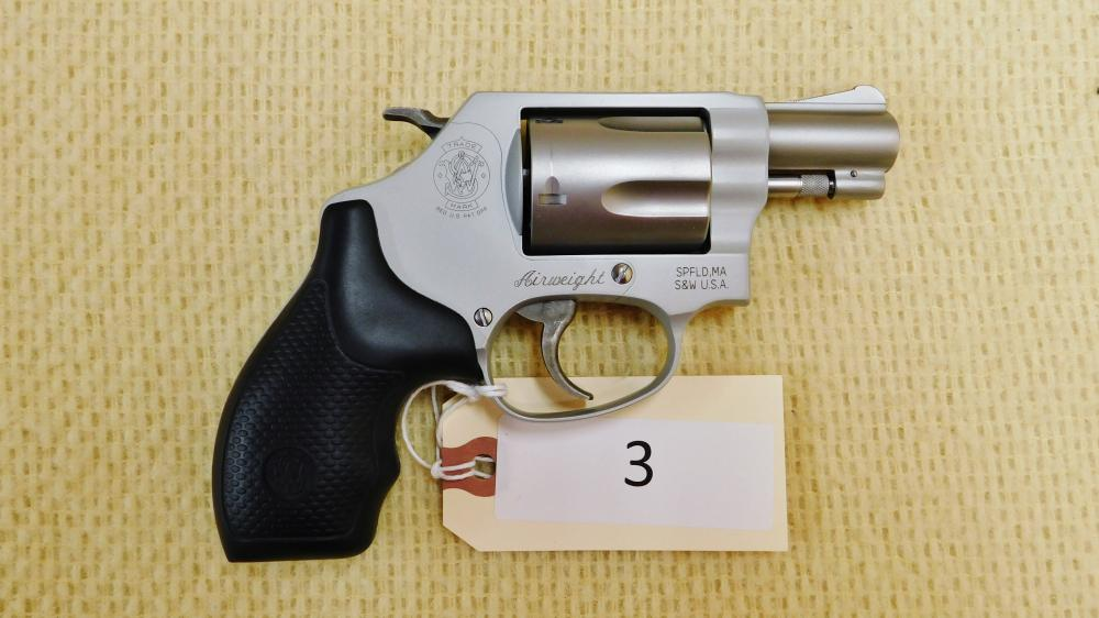 Smith & Wesson Model 637-2