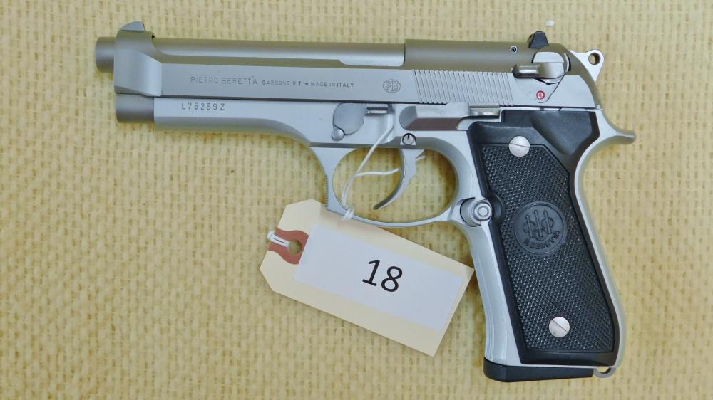 Beretta Model 92-FX