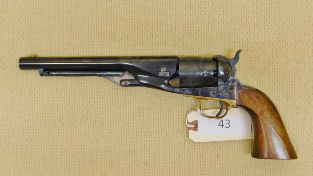 Navy Arms 1860 44 caliber