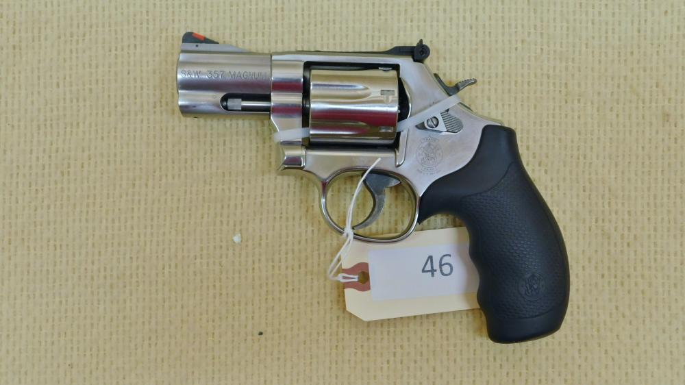 Smith & Wesson Model 686-6