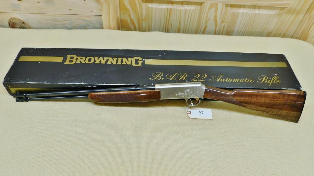 Browning Bar 22  Made in Japan