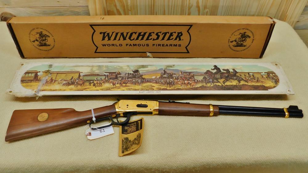 Winchester Model 94 Golden Spike