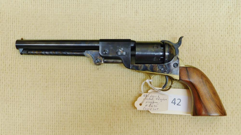 Navy Arms 1862 Leech Rigden