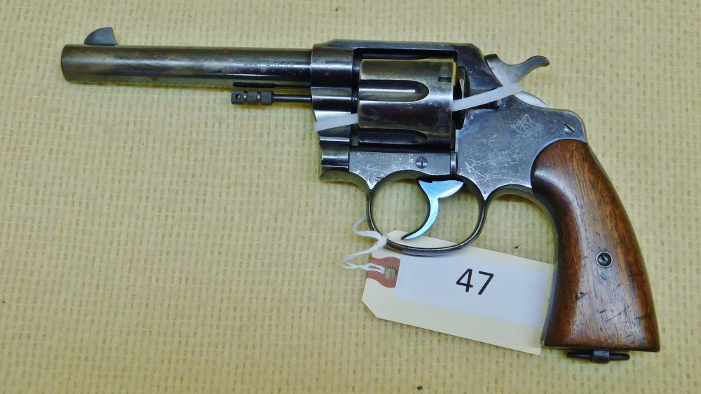 Colt Double Action 45