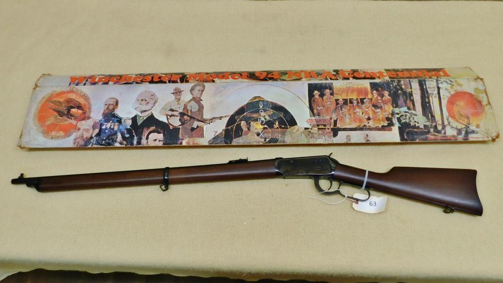Winchester Model 94 NRA Centennial