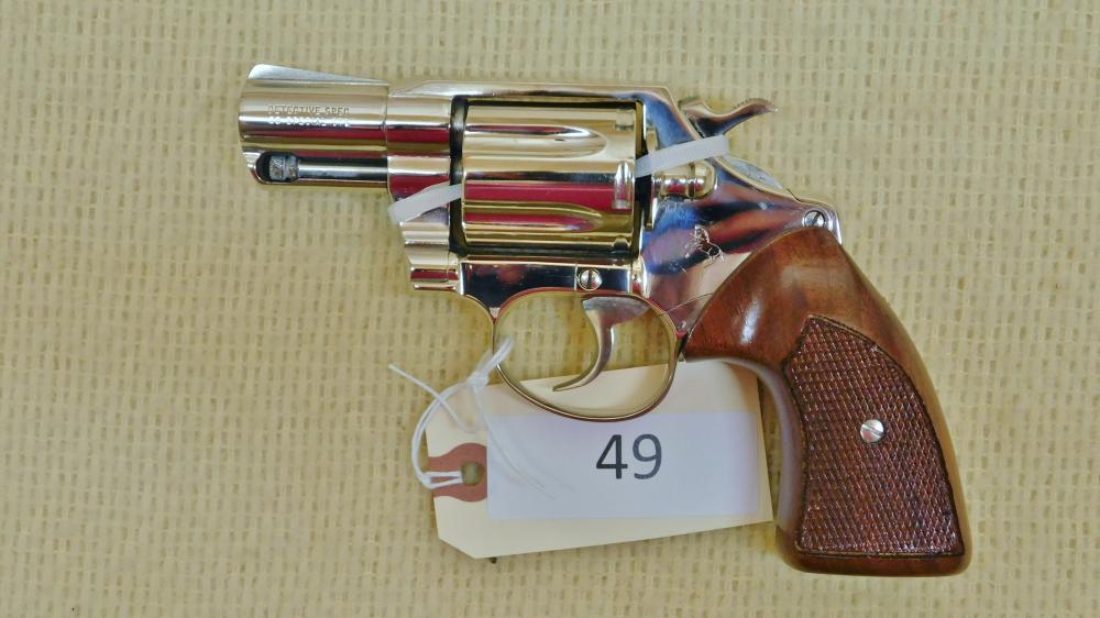 Colt Detective Special 38
