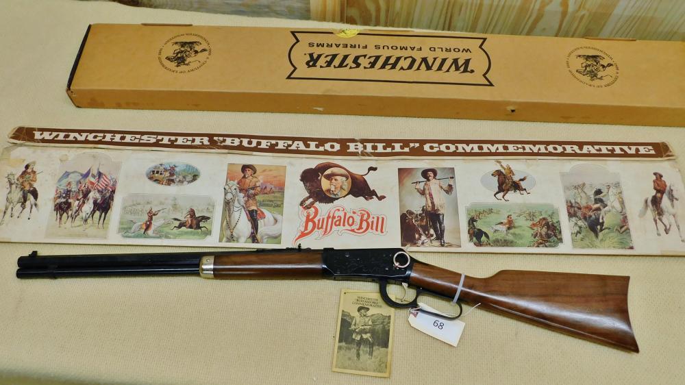 Winchester Model 94 Buffalo Bill