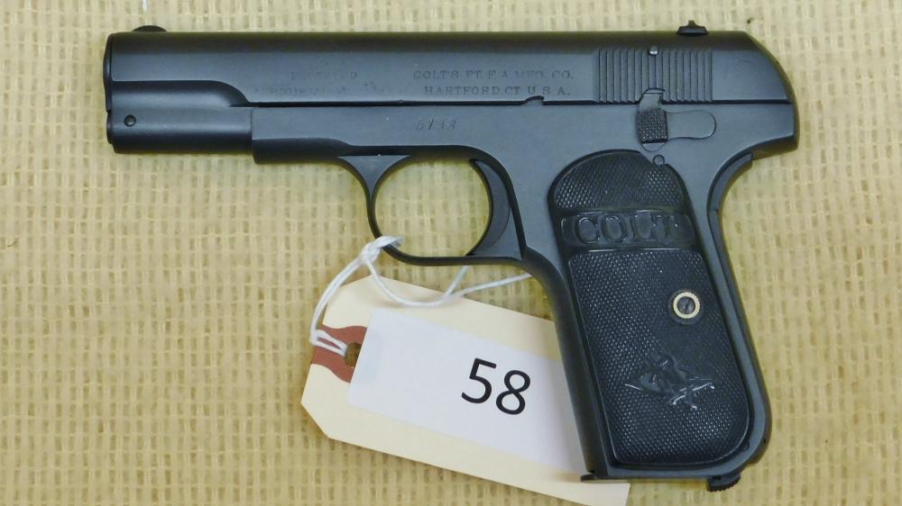 Colt 380 Pocket Model