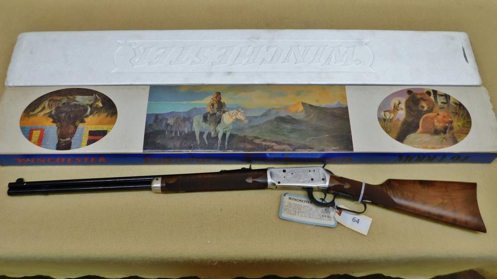 Winchester Model 94 Legendary Frontiersman