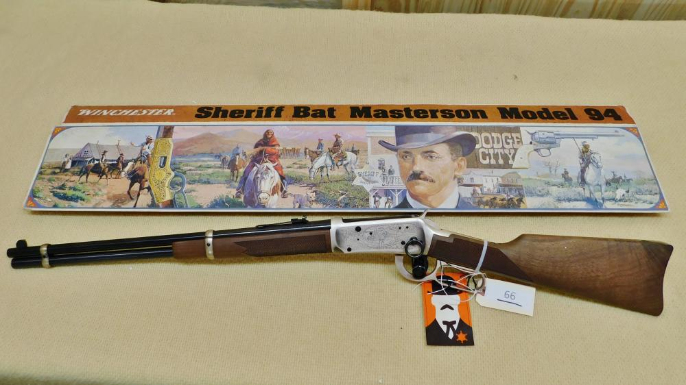 Winchester Model 94 Sheriff Bat Masterson