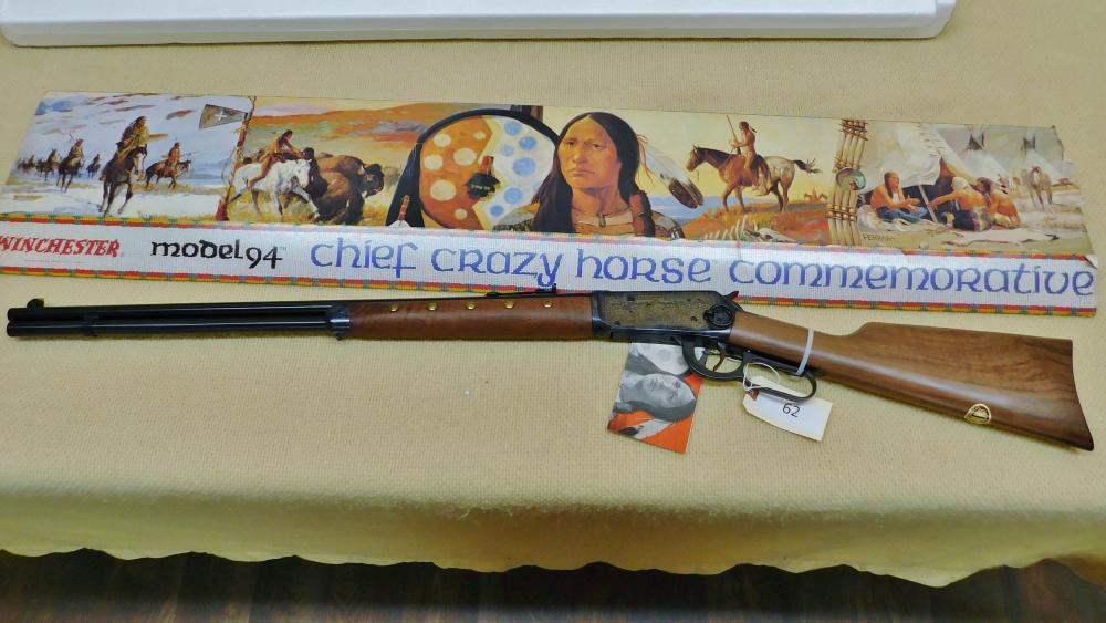Winchester Model 94 Chief Crazy Horse