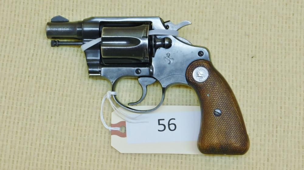 Colt Detective Special 32