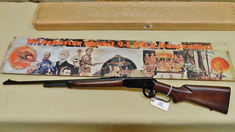 Winchester Model NRA Centennial